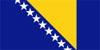 Drapeau bosnie-herzegovine