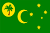 Drapeau iles-cocos