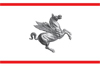 Drapeau toscane