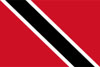 Drapeau Trinité-et-Tobago