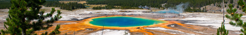 Parc National de Yellowstone