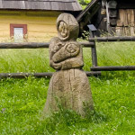 Village traditionnel de Vlkolinec
