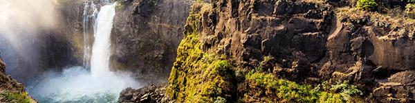 Grandes chutes datant